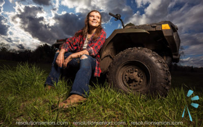 Mariah – Mudding Model Shoot!