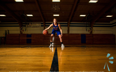 Emma – Basketball Model Shoot!