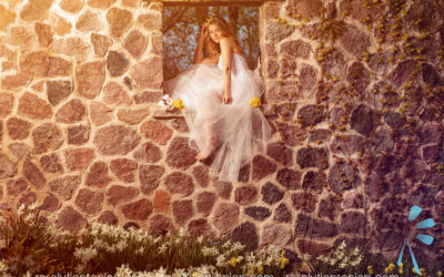 Halle – Fairytale Garden Model Shoot!