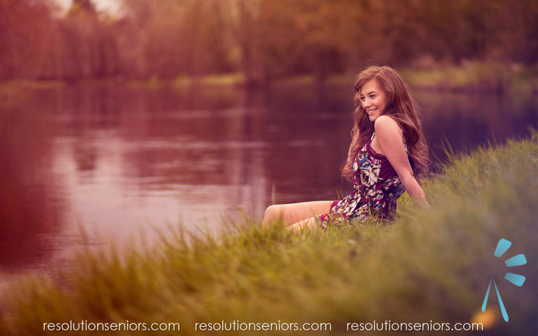 McKenna – River Model Shoot!