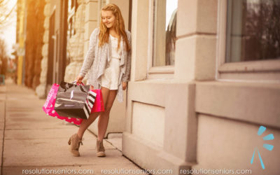 Lexi – Shopping Model Shoot!