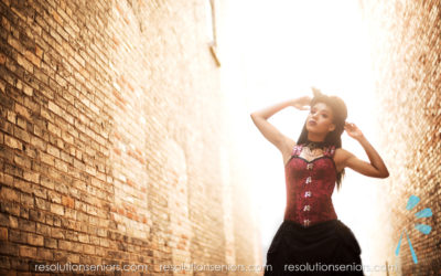 Tiana – Steampunk Model Shoot!