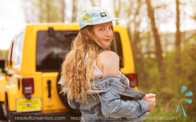 Mallory – Road Trip Model Shoot!