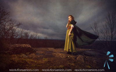 Lily – Enchanted Woodland Model Shoot!