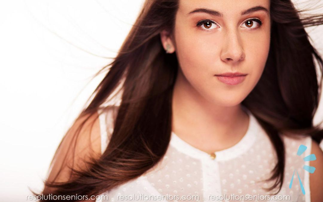 Aleena – Bright White Beauty Shoot