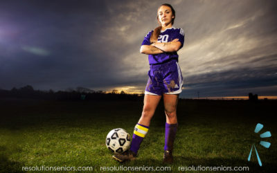 Lauryn – Muddy Soccer Model Shoot!