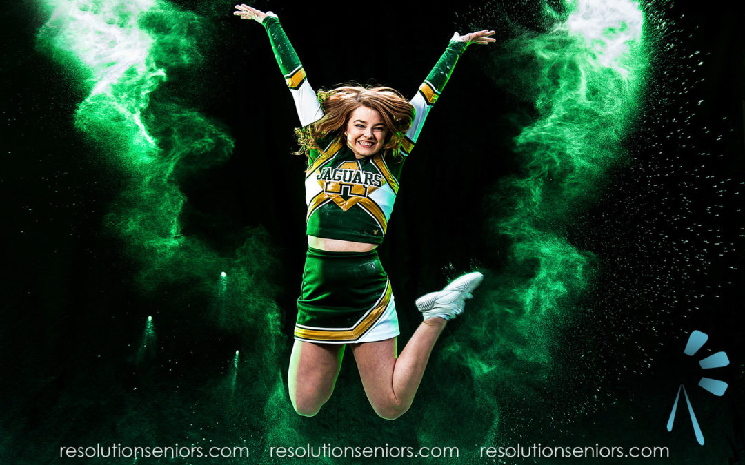 Melissa – Cheerleading Model Shoot!